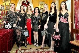CHRISTMAS OF FASHION GRAN GALA DI MODA E SOLIDARIETA'