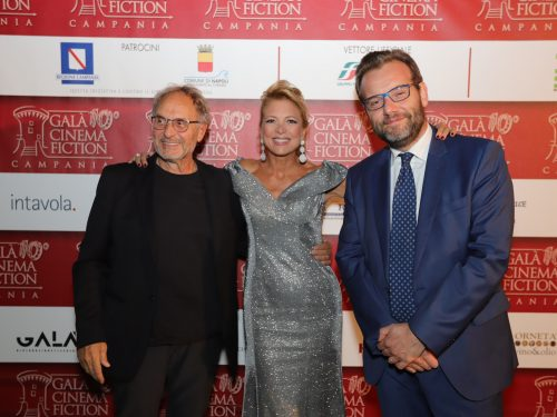 CERIMONIA DI PREMIAZIONE IN STREAMING GALA CINEMA E FICTION 2020